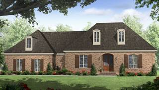 image of The Oak Brook House Plan
