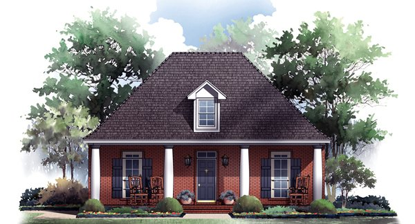 The Cottonwood House Plan