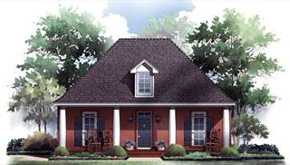 image of The Cottonwood House Plan