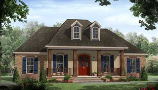 image of The White Oak Lane House Plan