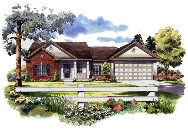 The Rivercrest House Plan