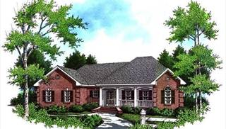 image of The Cedarbrook House Plan