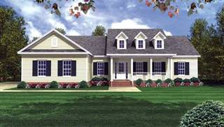 image of The Seneca Hills House Plan