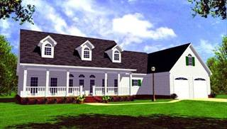 image of The Madison House Plan