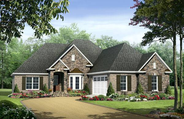 The Woodstone Cove House Plan