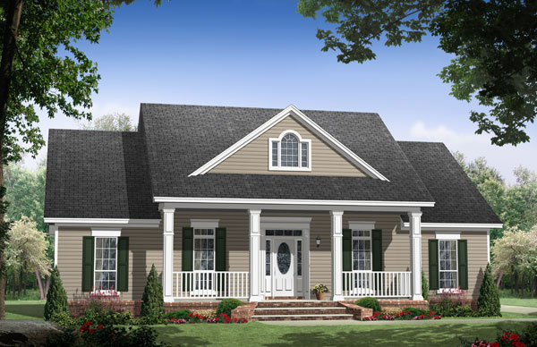 The Briarwood House Plan