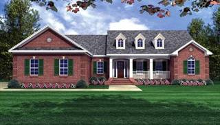 image of Hunter's Ridge House Plan