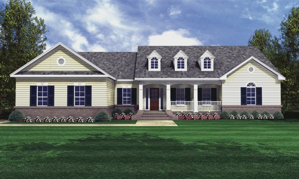 The Oak Lane House Plan