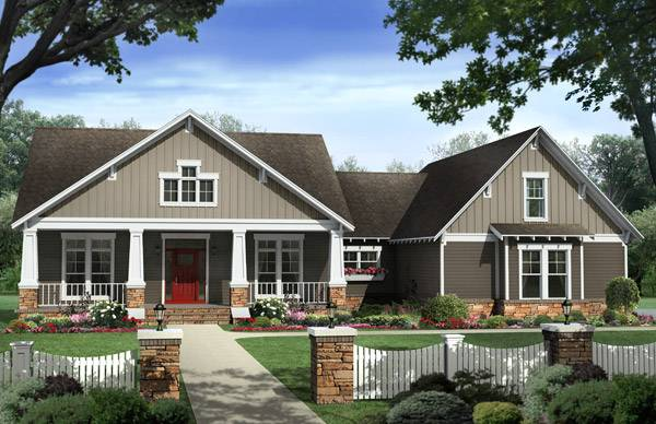 The Morgan Ridge House Plan