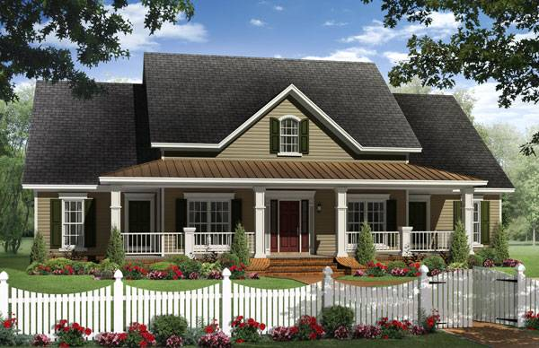 The Aspen Creek House Plan