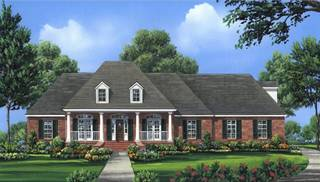 image of The Dogwood Circle House Plan