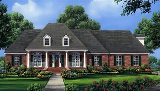 image of The Dogwood Lane House Plan