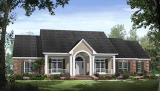image of The Breckenridge Lane House Plan