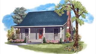 image of The Maplewood House Plan