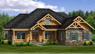 image of STURBRIDGE II-3CAR & WALK-OUT House Plan