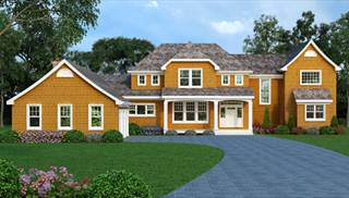 image of WESTHAMPTON I House Plan