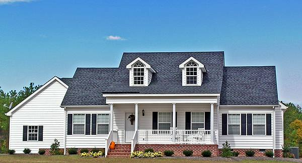 Front Photo image of Featured House Plan: BHG - 3886