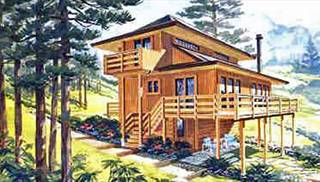 image of HILLCREST II House Plan