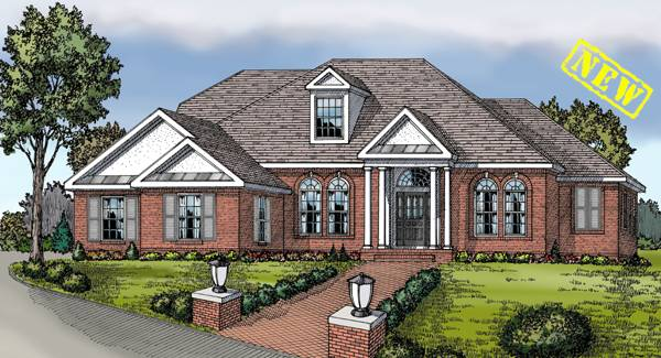 STURBRIDGE House Plan