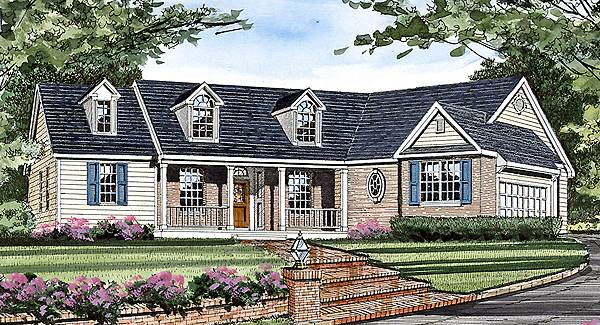 FAIRVIEW House Plan