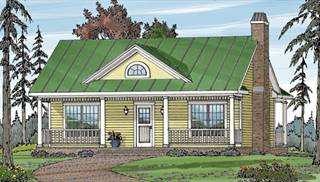image of COUNTRY COTTAGE 1 House Plan