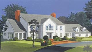 image of SAGAMORE House Plan