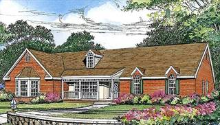 image of LEDGEWOOD House Plan