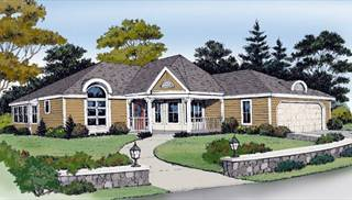 image of CLAIRMONT House Plan