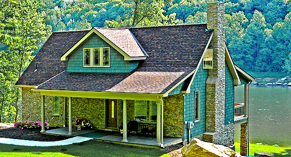 CRAFTSMAN COTTAGE II House Plan