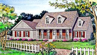 image of CAMELLIA House Plan