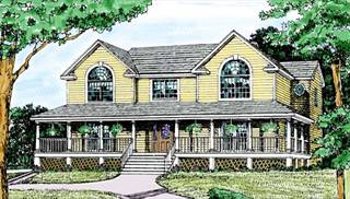 image of GARFIELD I House Plan