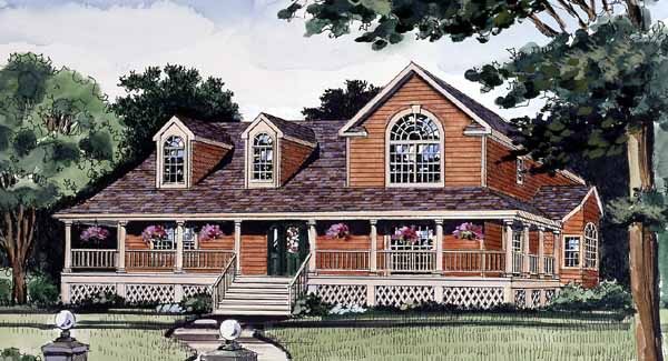 GARFIELD III House Plan