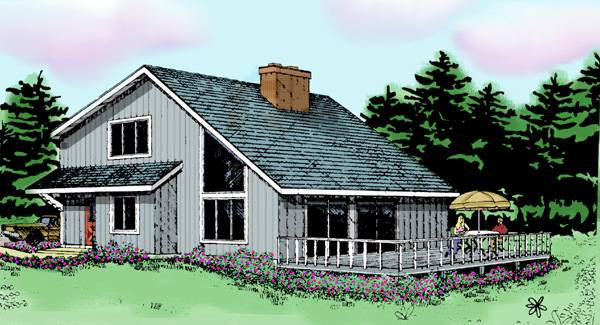 SUGARWOOD House Plan