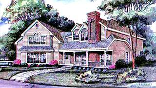 image of ASHLAND House Plan