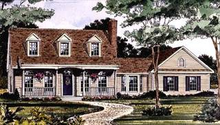 image of LUDLOW I House Plan