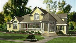 image of WYNWOOD I House Plan