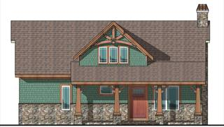 image of CRAFTSMAN   COTTAGE III House Plan