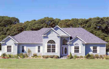 Front Photo image of Featured House Plan: BHG - 3803