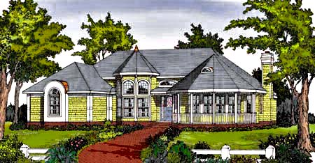CRANBROOK House Plan