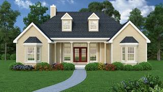 image of Affordable Ranch House Plan