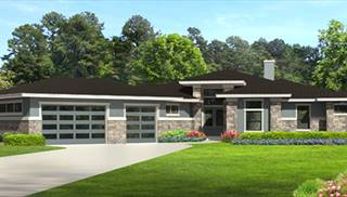 image of THE DEVEREAUX C House Plan