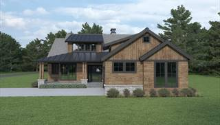 image of Craftsman 392 House Plan