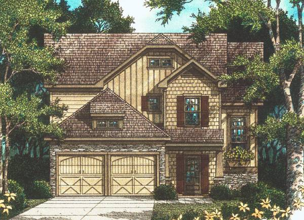 KINCAID House Plan