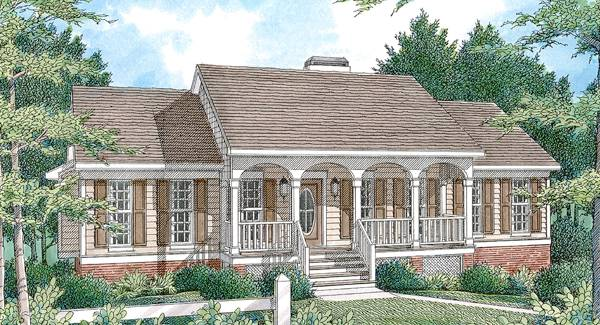 IRVING-B House Plan