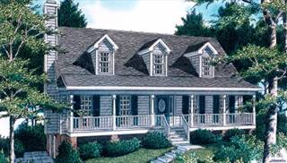 image of Mount Vernon House Plan