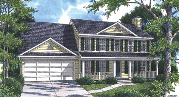 MORGAN-C House Plan