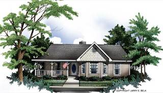 image of Collierville House Plan