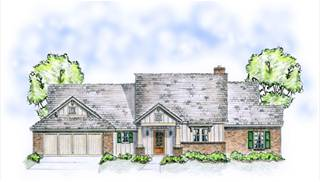 image of Forest Lake House Plan