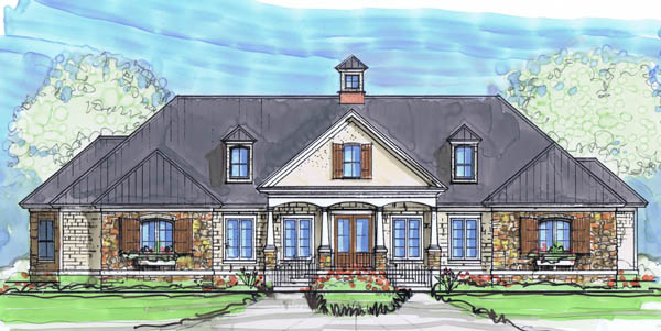 Bearden House Plan
