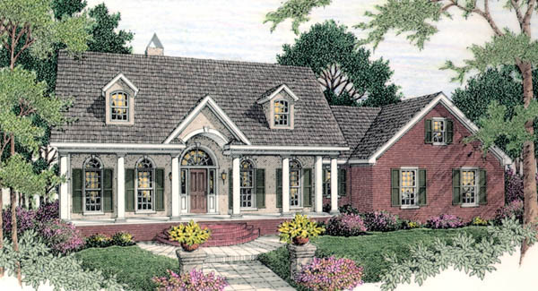 Somersworth House Plan